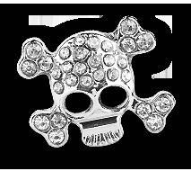Totenkopf Charm